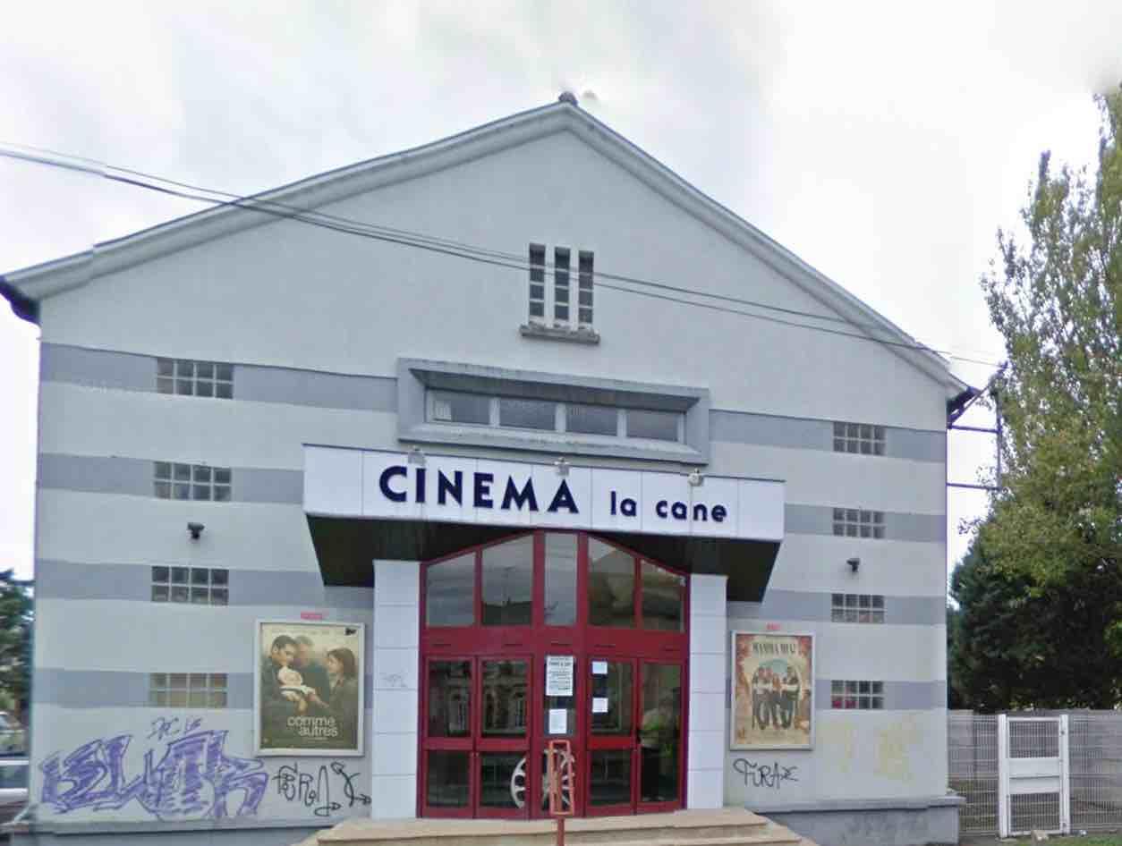 Cinéma la Cane Montfort