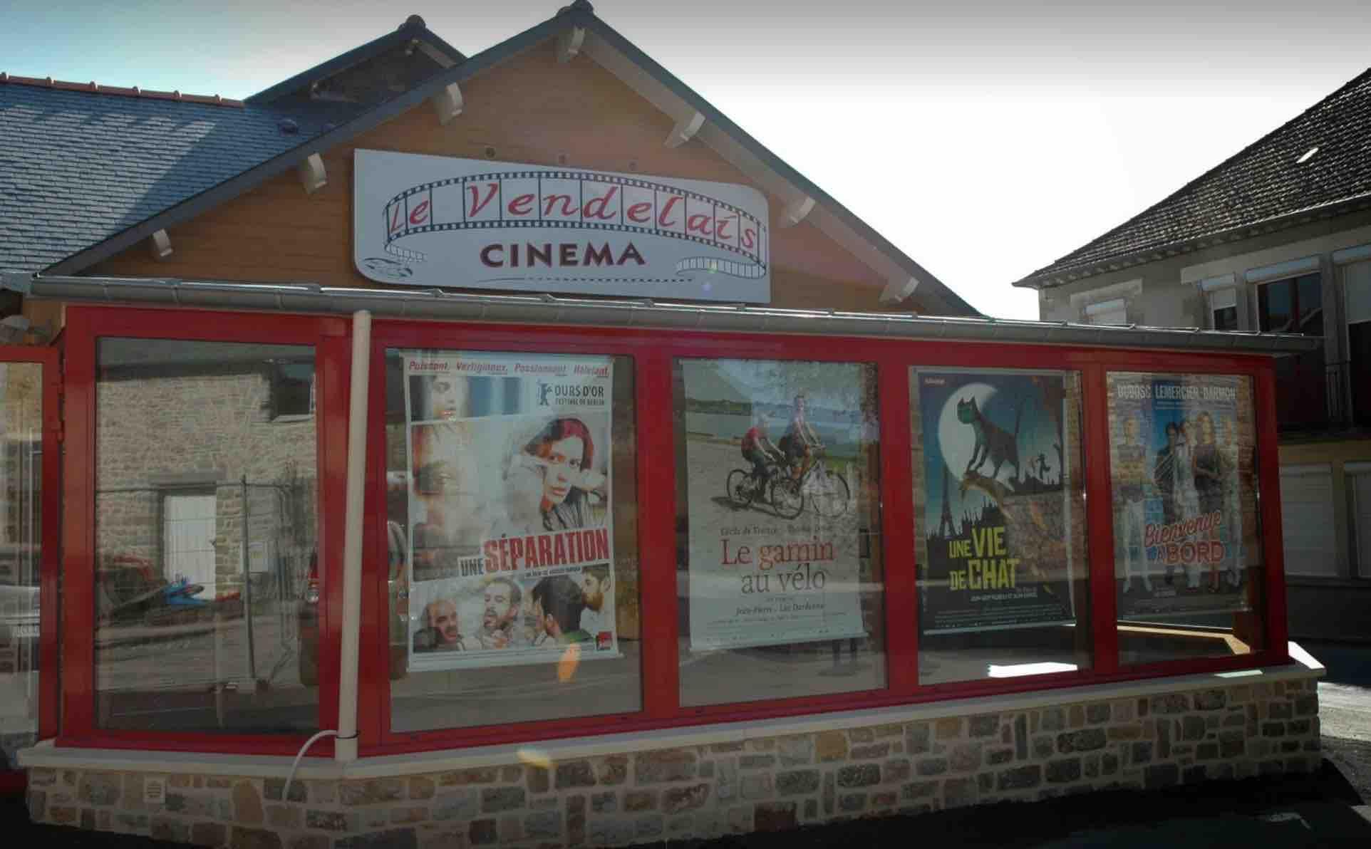 Cinéma Le Vendelais Châtillon-en-Vendelais