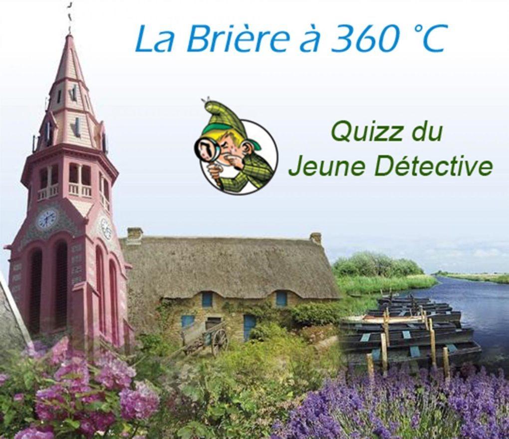 Clocher de Saint Lyphard - La Brière à 360° Saint-Lyphard