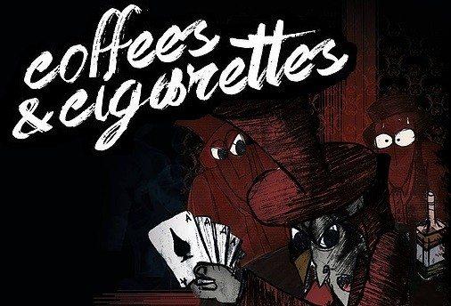Coffees and cigarettes (rock, hip-hop, swing et vidéos) Nantes