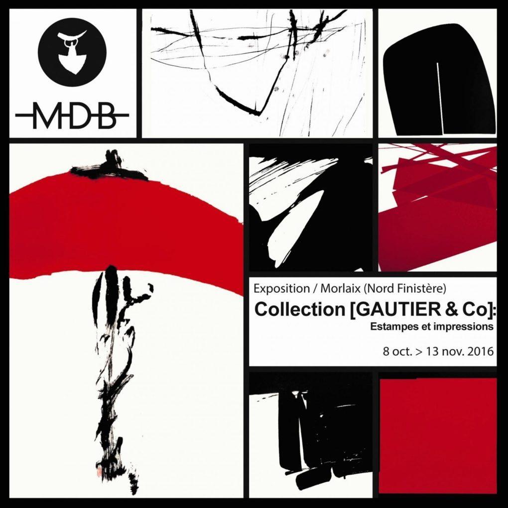 Collection [GAUTIER & Co] : estampes et impressions Morlaix