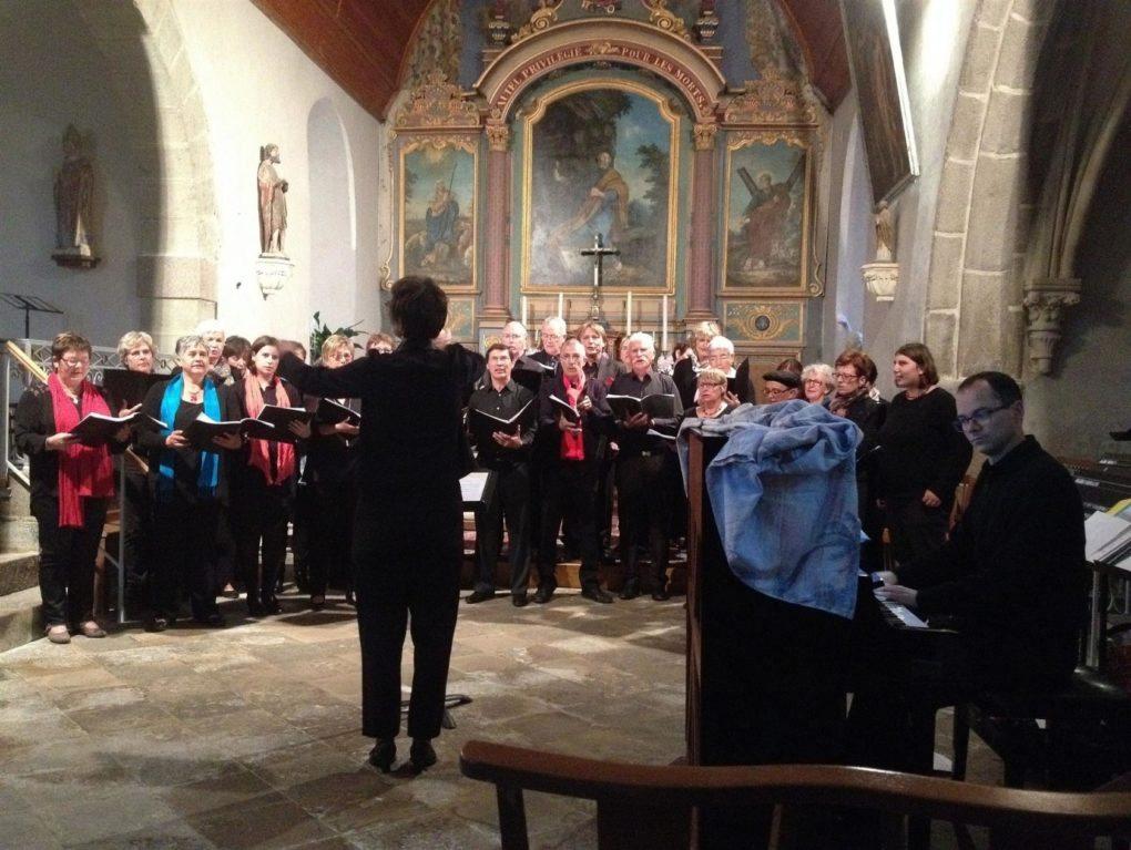 Concert de chant lyrique et choral Siouville-Hague