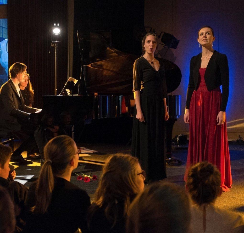 Concert de clôture des masterclasses chant de Stéphanie d'Oustrac Nantes