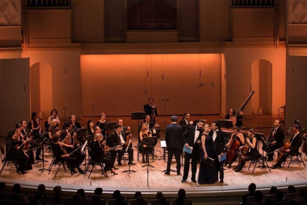 Concert de l'Ensemble Matheus Fouesnant