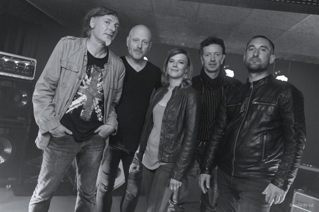 Concert sortie d'album : the Black Leaders Saint-Grégoire