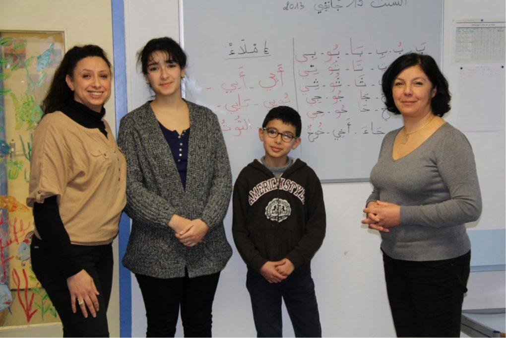 Cours d'arabe maghrébin, algérien, kabyle Rennes