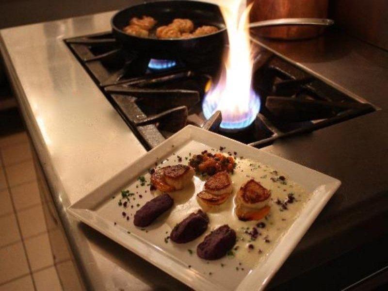 Cours de cuisine filetage et préparation de poisson de côte Balleroy-sur-Drôme