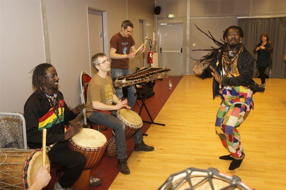Cours de Danses africaines Quimper