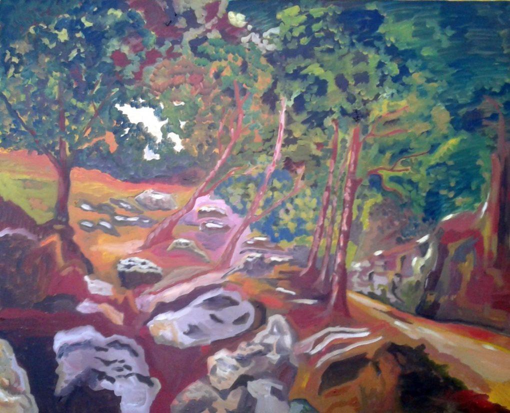 Cours de dessin, peinture Torigny-les-Villes