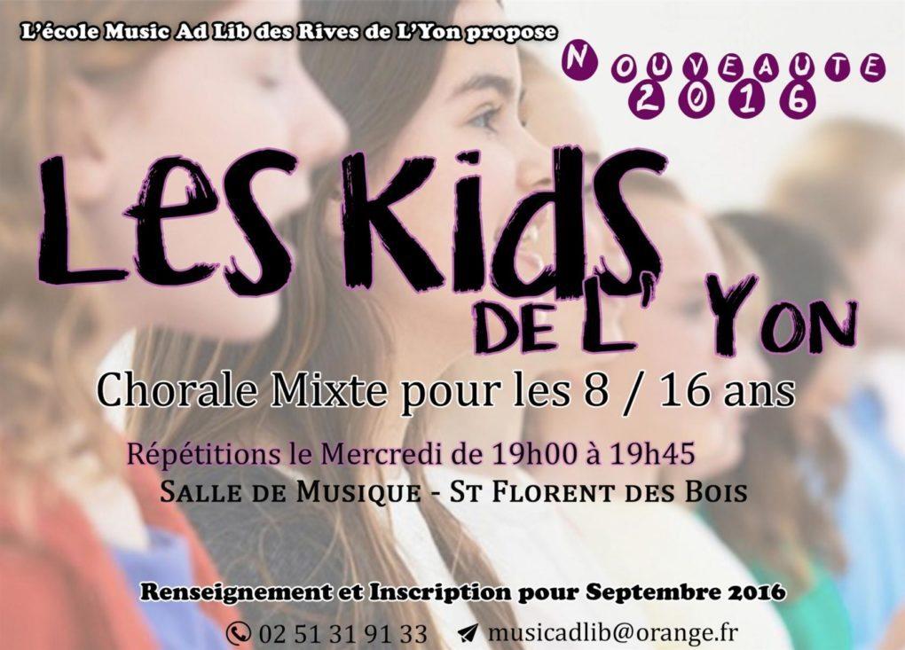 Cours de musique Rives de l'Yon