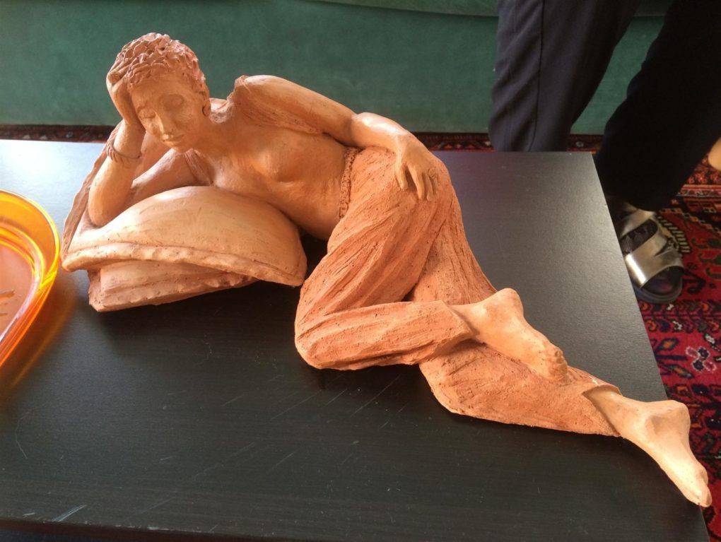 Cours de sculpture Lamballe