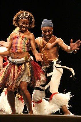 Cours gratuits de danse africaine Fay-de-Bretagne