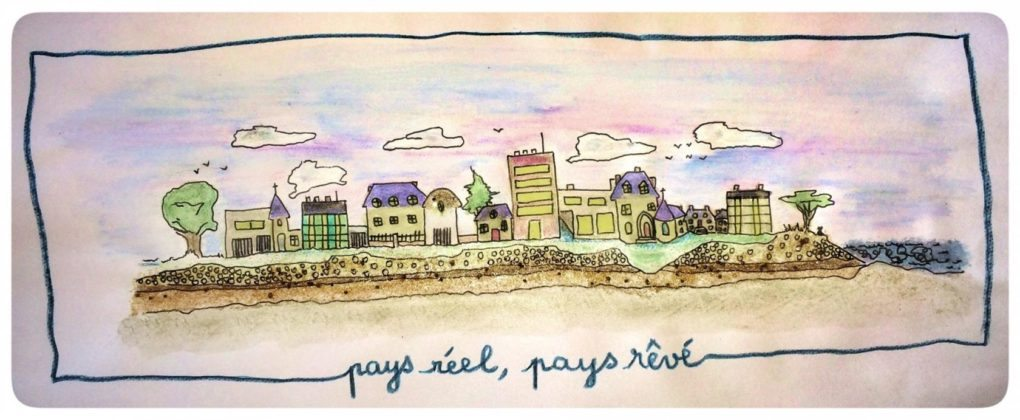Création partagée : Pays réel Pays rêvé Nantes