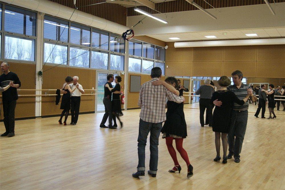 CréatYv'Tango, reprise des cours 2016-2017 Pleurtuit