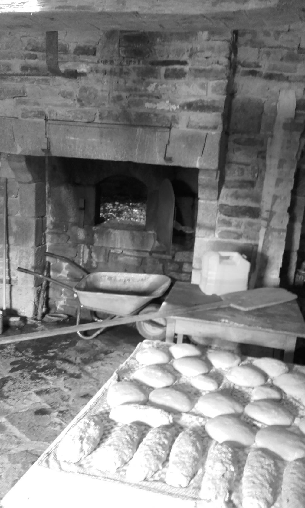 Cuissons de pain et modelage aux Journées du patrimoine Ger