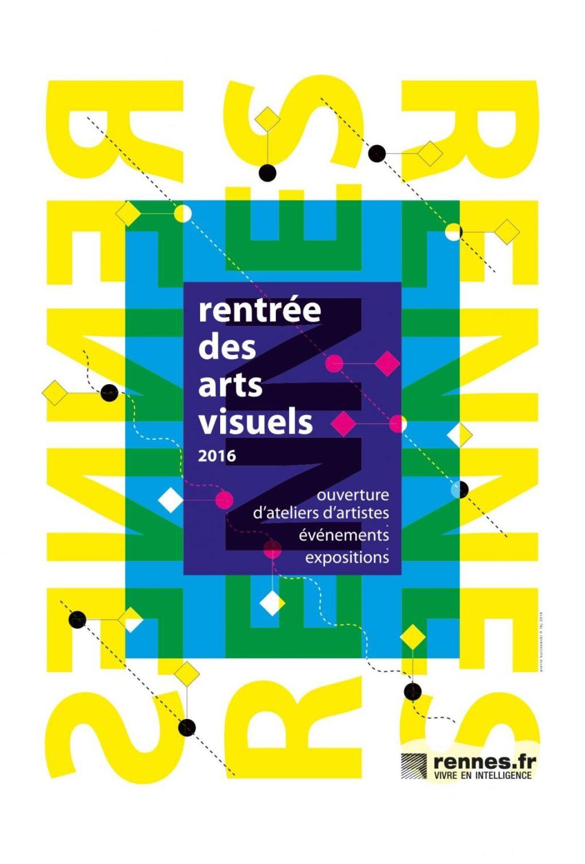 Dimanche à Rennes, rentrée des arts visuels Rennes