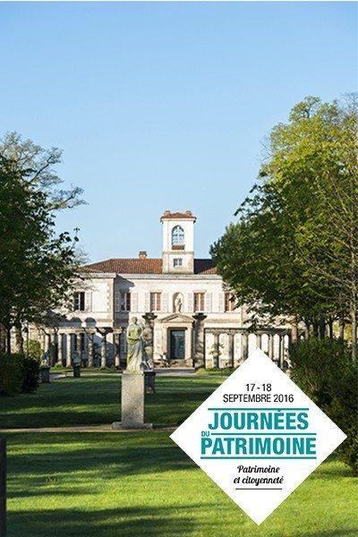 Domaine départemental de la Garenne Lemot : le temple de Vesta Gétigné