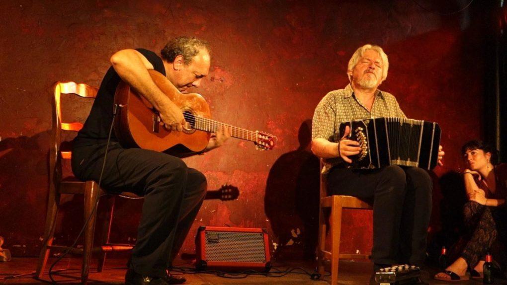 Duo Rudi Flores et Olivier Manoury Chantepie