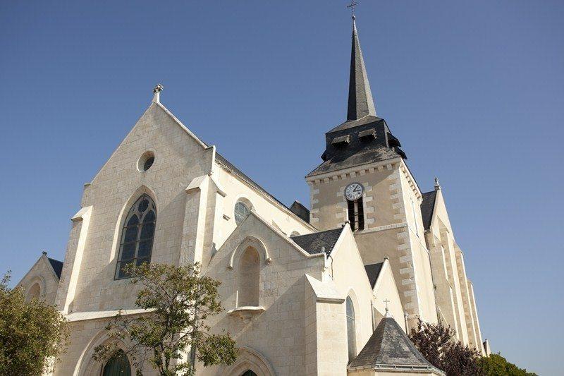 Église Saint-Hilaire Saint-Hilaire-de-Riez