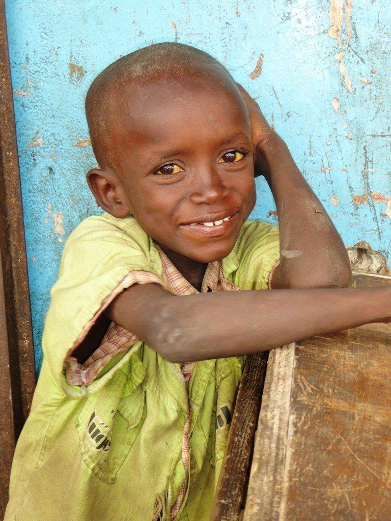 Exposition de photographies : pour le droit à une enfance Penvénan