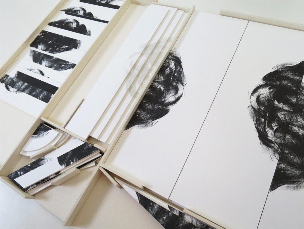 Visite commentée par l'artiste de l'exposition Sur papier Derval