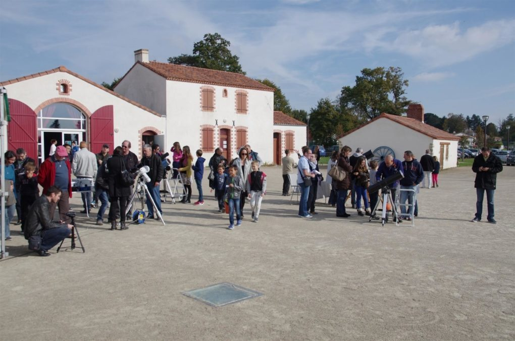 Festival d'astronomie sur le thème de la planète Mars Challans