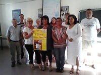Festival de l'accordéon association Côtés terre et mer Grandcamp-Maisy