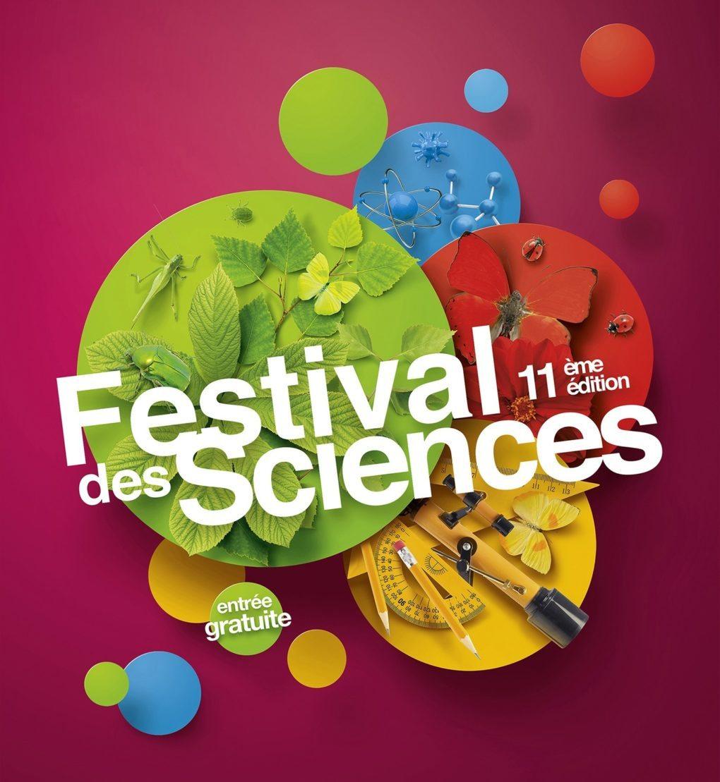 Festival des sciences Organisé par l'Espace des sciences Rennes