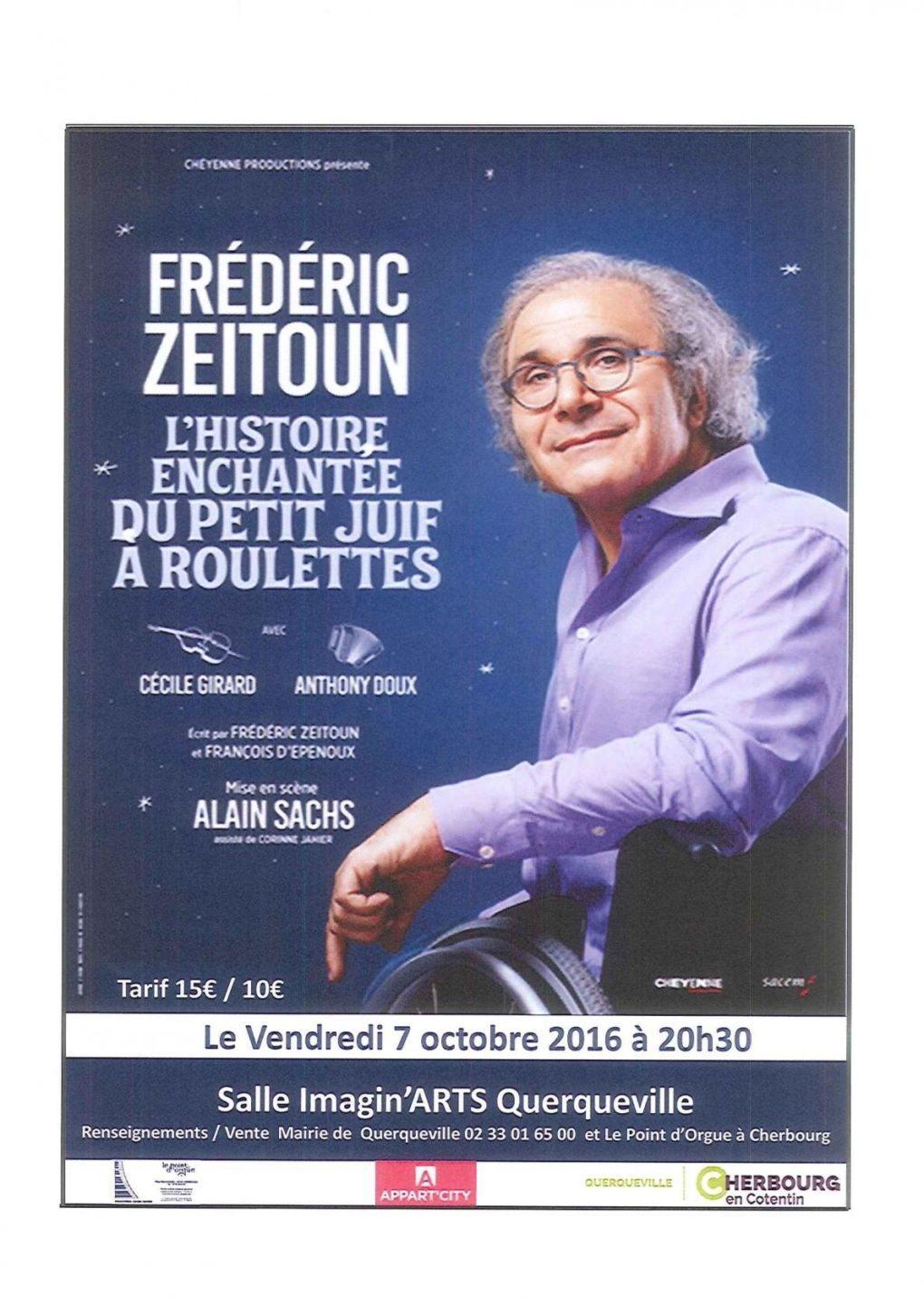 Frédéric Zeitoun Cherbourg-en-Cotentin