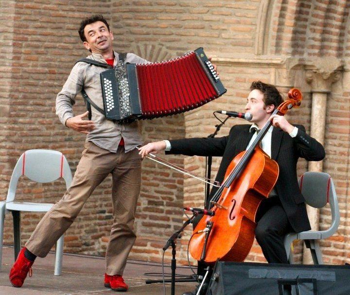 Gilles et Auguste (cabaret poétique en chansons) Nantes
