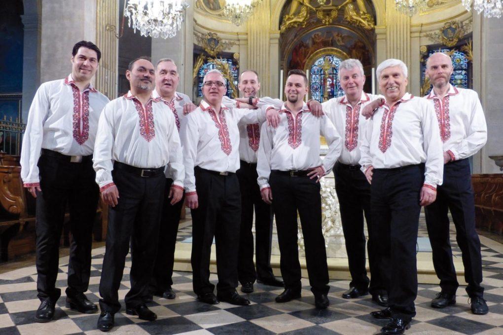 Grandes Voix Bulgares La Flèche