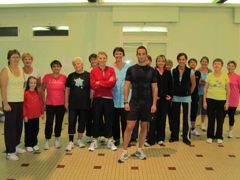 Gym fresnaisienne, reprise des cours La Fresnais