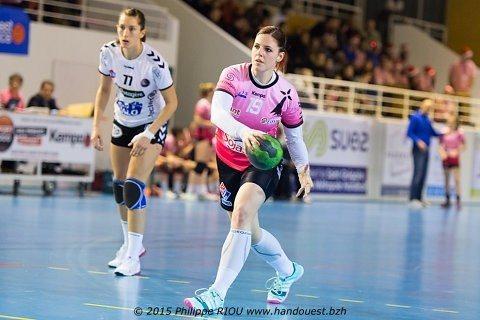Handball féminin D2 Saint-Grégoire