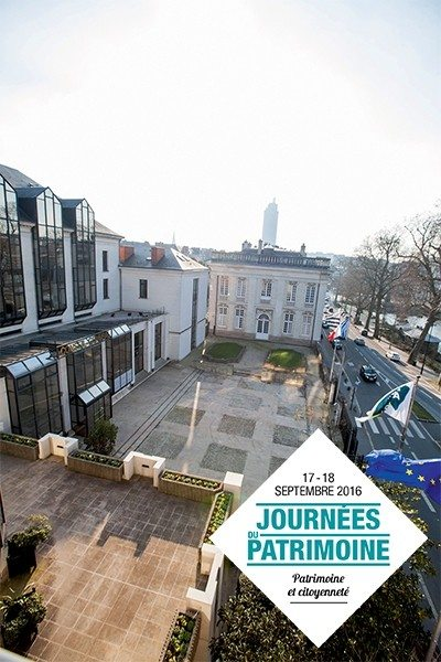 Hôtel du Département Nantes