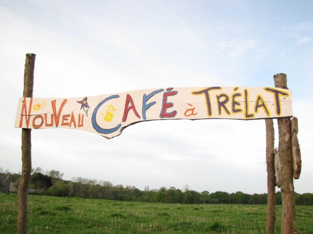 Inauguration du café associatif Taden