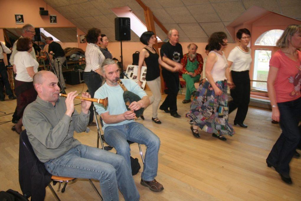 Initiation à la danse bretonne Rennes
