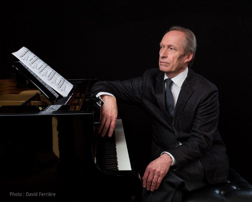 Joël Capbert, récital de piano Rennes