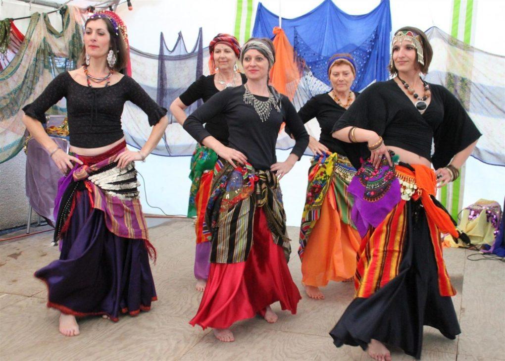 Journée portes ouvertes Azoukah (danse orientale) Niort