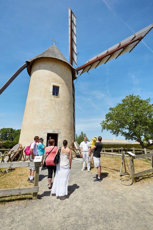 Journées du Patrimoine au Moulin des Gourmands - gratuit Saint-Révérend