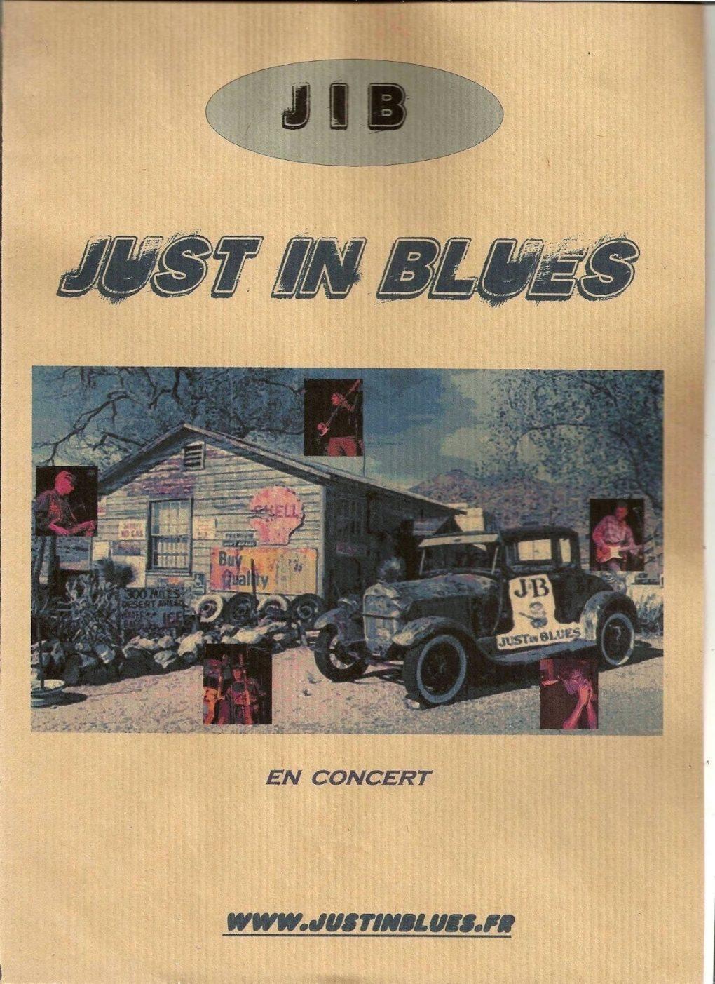 Just in Blues en concert Noyal-Châtillon-sur-Seiche