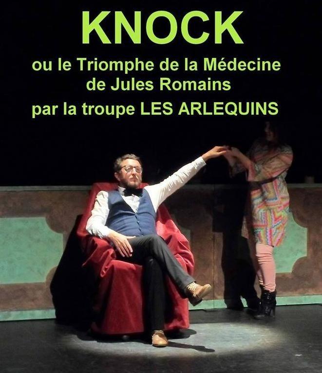 Knock ou le triomphe de la médecine Rennes