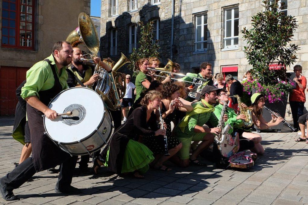 L'Amfifanfare fête ses 10 ans Nantes