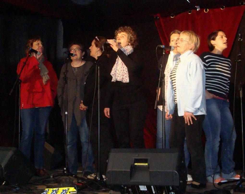 L'Atelier : chant traditionnel de Haute-Bretagne Ploufragan