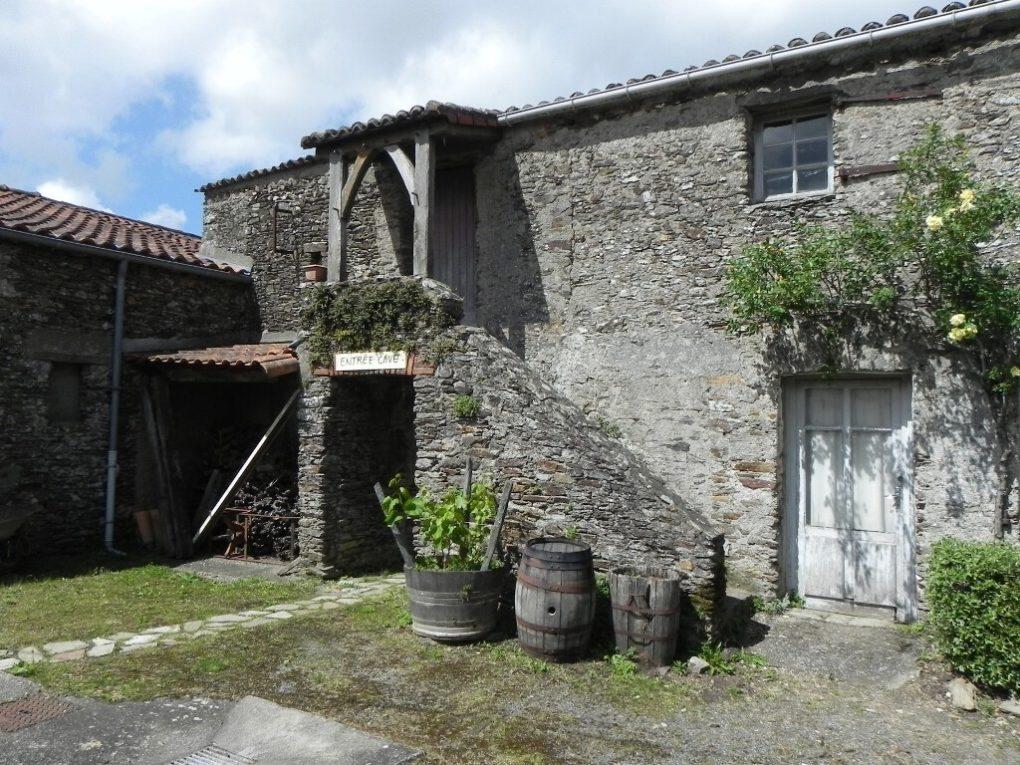 Laissez vous conter le village du Pé-de-Sèvre Le Pallet