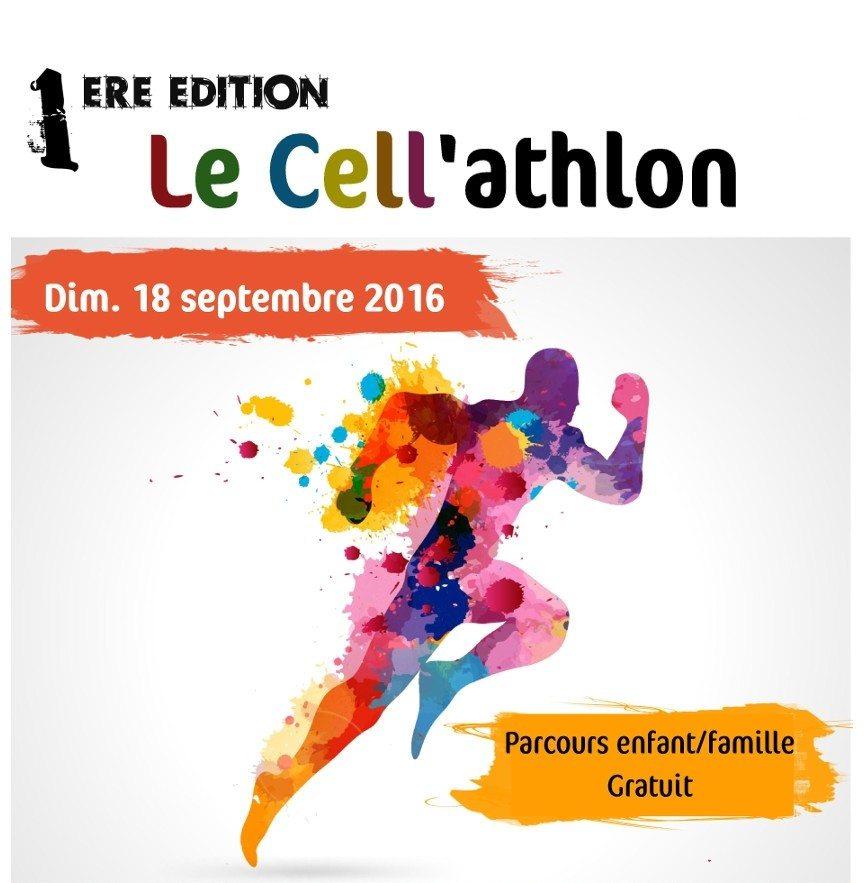 Le Cell'athlon : course d'obstacles au parcours unique Le Cellier