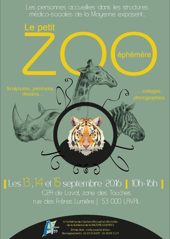 Le petit zoo éphémère Laval