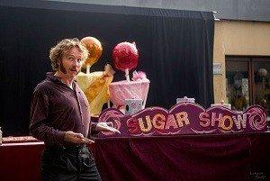 Le Sugar Show par la compagnie 7ème Acte Bazougers