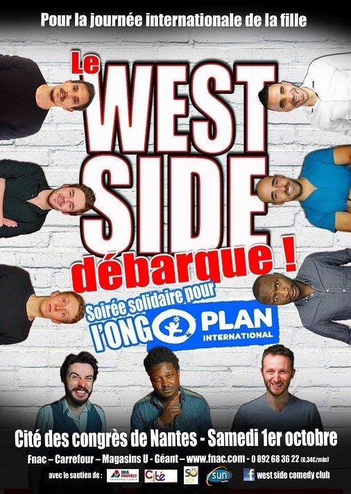 Le West Side débarque Nantes