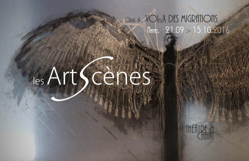 Les Art'scènes : master classes publiques de chant lyrique Nantes