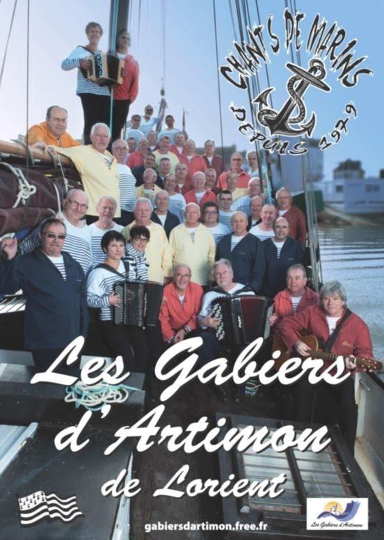 Les Gabiers d'Artimon Berric